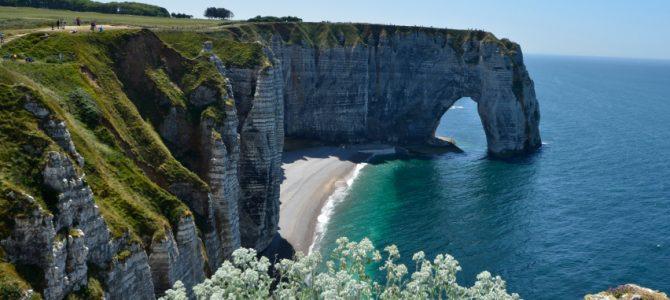 De 4 meest fotogenieke plekken van? Normandi