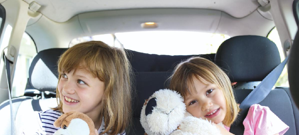 Op vakantie met de auto: 7 beproefde tips voor een gezellige lange rit met kinderen