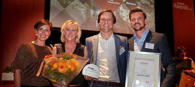 Waarom Eurocamp in 2016 weer de Zoover Award won | Interview Niels Jansen