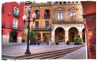 Prades - Costa Dorada, Spanje