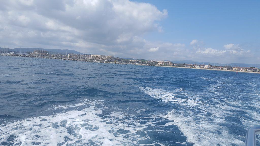 Saint Tropez met de boot - Cote d'Azur - Eurocamp campingvakanties