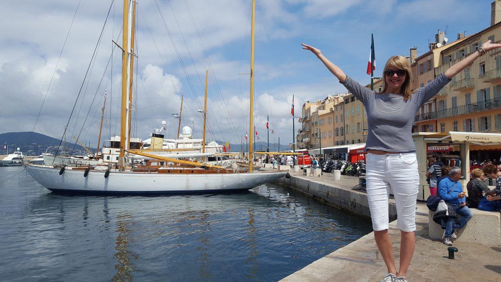 Saint Tropez haven - Cote d'Azur - Eurocamp campingvakanties