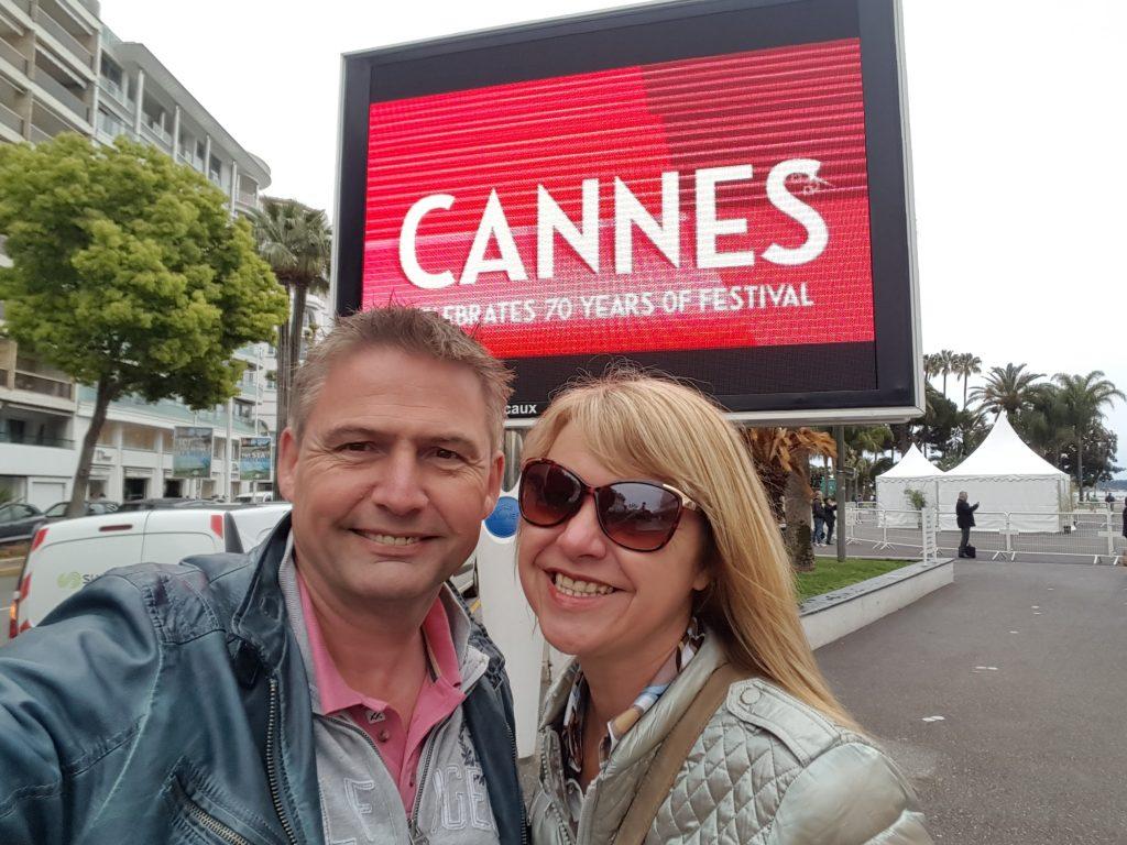 Cannes vakantie met de cabrio - Eurocamp campingvakanties